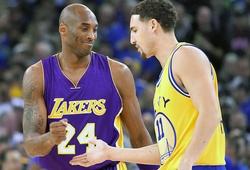 Klay Thompson tiết lộ món quà quý giá nhất từ Kobe Bryant