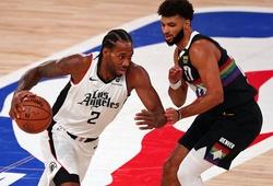 Block Murray bằng 1 ngón tay, Leonard giúp LA Clippers thắng game 3