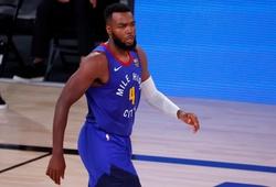 Thất vọng vì thua đậm Clippers, sao Nuggets về phòng ... chống đẩy