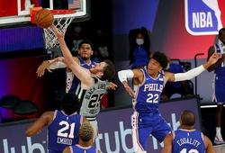 Thua 76ers nghiệt ngã, Spurs tụt lại trong cuộc đua Playoffs