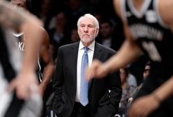 Brooklyn Nets nói gì về tin đồn chiêu mộ HLV Gregg Popovich