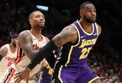 Lịch thi đấu NBA ngày 19/08: Chờ bất ngờ Portland