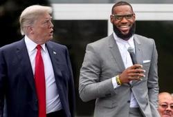 """Tổng thống Donald Trump gọi NBA là """"Nỗi Ô Nhục"""", LeBron James đáp trả cực gắt"""