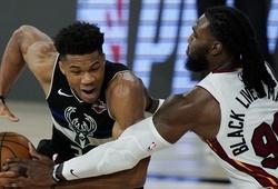 Giannis Antetokounmpo phạm sai lầm, Bucks thua 2 game liên tiếp
