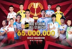 Lịch thi đấu AOE 9 chum 2020 vòng 11 hôm nay: CSDN vs Hoàng Mai Nhi