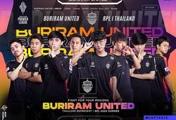 Đội hình Buriram United Liên quân - Đối thủ số 1 của Team Flash