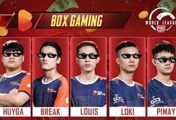 Box Gaming lọt vào chung kết PMWL 2020, mất Top 1 đầy tiếc nuối