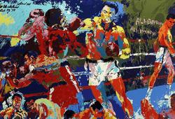 Nghệ thuật Boxing trừu tượng, bay bổng nhưng đẫm máu