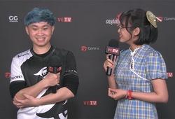 TS Celebrity: Thầy Ba gà quá nên em lười chơi lắm