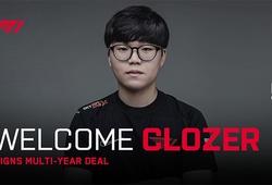 T1 ký hợp đồng dài hạn với Clozer, tài năng trẻ sẽ kế thừa Faker