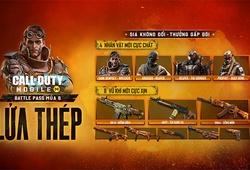 Call of Duty Mobile Season 8: Những nội dung mới