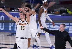 Denver Nuggets lội ngược dòng lịch sử, tiễn LA Clippers về nhà