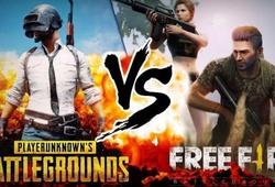 Free Fire vs PUBG Mobile: Đâu là tựa game dành cho bạn?