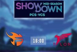 Kết quả chung kết Mid Season Showdown 2020: Team Flash về nhì