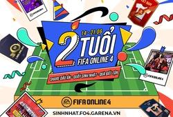 Chuỗi sự kiện sinh nhật FO4 2 tuổi: Tặng cả thẻ cầu thủ Việt Nam