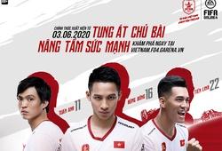 Hùng Dũng, Tuấn Anh và Tiến Linh được đưa vào FIFA Online 4