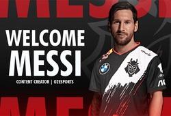 Fnatic tung tin chiêu mộ Messi, Fan G2 Esports đáp trả cực gắt