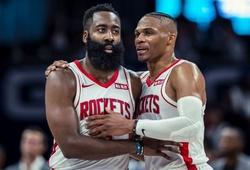 Harden - Westbrook vượt Shaq - Kobe, lập kỷ lục NBA mới