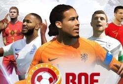 Thẻ BOE FO4 - Những cầu thủ xuất sắc nhất của Best of Euro