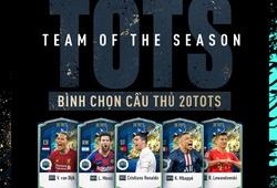 Thẻ TOTS chuẩn bị đổ bộ vào FIFA Online 4