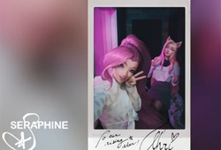 Seraphine chính thức gia nhập K/DA, trình làng ca khúc mới ở CKTG 2020