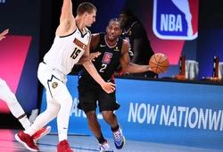 Sức cùng lực kiệt, Denver Nuggets thua thảm LA Clippers