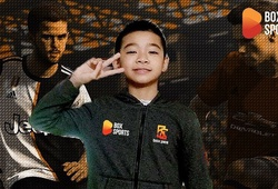 Thần đồng PES 12 tuổi Việt Nam đánh bại nhà vô địch Hàn Quốc