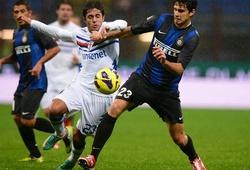 Nhận định Inter Milan vs Sampdoria, 02h45 ngày 22/06, VĐQG Italia