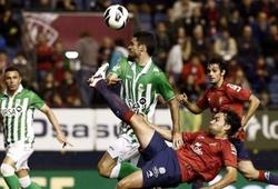 Nhận định Real Betis vs Osasuna, 00h30 ngày 09/07, VĐQG Tây Ban Nha