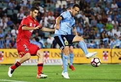Nhận định Adelaide United vs Sydney FC, 16h30 ngày 06/08, VĐQG Úc