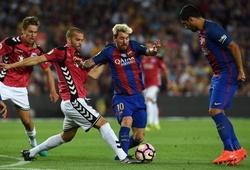 Nhận định Alaves vs Barcelona, 02h00 ngày 20/07, VĐQG Tây Ban Nha