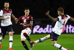 Nhận định Bologna vs Torino, 01h45 ngày 03/08, VĐQG Italia
