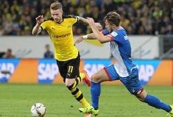 Nhận định Borussia Dortmund vs Hoffenheim, 20h30 ngày 27/06, VĐQG Đức