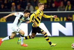 Nhận định Dortmund vs Monchengladbach, 23h30 ngày 19/09, VĐQG Đức