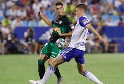 Nhận định Elche vs Real Zaragoza, 0h30 ngày 14/08, Hạng 2 Tây Ban Nha