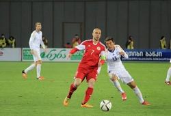 Nhận định Georgia vs Bắc Macedonia, 23h00 ngày 08/09, UEFA Nations League