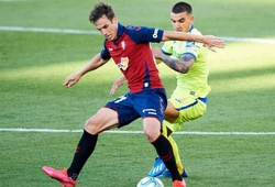 Nhận định Getafe vs Osasuna, 23h30 ngày 19/09, La Liga 2020