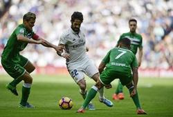 Nhận định Leganes vs Real Madrid, 02h00 ngày 20/07, VĐQG Tây Ban Nha