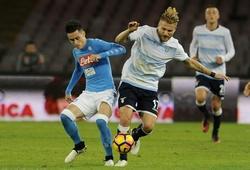 Nhận định Napoli vs Lazio, 01h45 ngày 02/08, VĐQG Italia