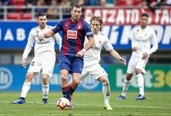 Nhận định Real Madrid vs Eibar, 00h30 15/06, La Liga 2020