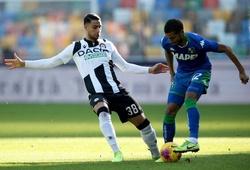 Nhận định Sassuolo vs Udinese, 01h45 ngày 03/08, VĐQG Italia