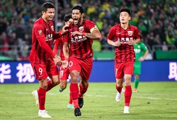 Nhận định Shanghai SIPG vs Wuhan Zall, 17h00 ngày 12/08