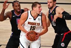 Denver Nuggets bất ngờ lật ngược thế cờ trước LA Clippers