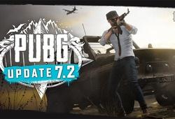 Update PUBG 7.2: Cập nhật chế độ xếp hạng và Bot