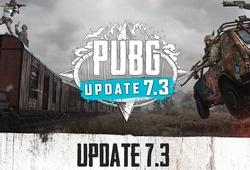 PUBG 7.3: Cập nhật xếp hạng PUBG mùa 7