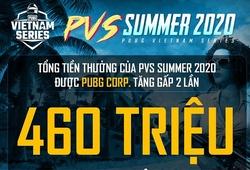 Lịch thi đấu PUBG Vietnam Series Summer 2020