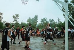 Lời kêu cứu của Quảng Trị và hiện trạng giông bão của bóng rổ phong trào