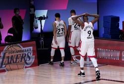 Toronto Raptors gặp bài toán khó sau khi bị hạ bệ