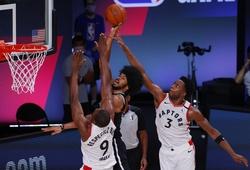 Nhận định NBA: Toronto Raptors vs Brooklyn Nets (Ngày 22/8, 00h30)