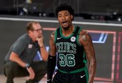 Ném 5 quả 3 điểm trong 3 phút, Smart giúp Celtics dẫn Raptors 2-0